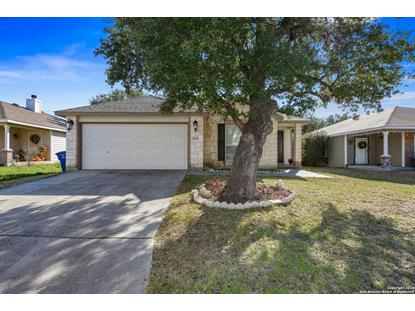 8014 Seatide Vista  San Antonio, TX MLS# 1353575