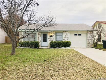 9774 HIDDEN SWAN  San Antonio, TX MLS# 1353725