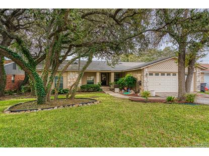 2610 PEBBLE DAWN  San Antonio, TX MLS# 1353747