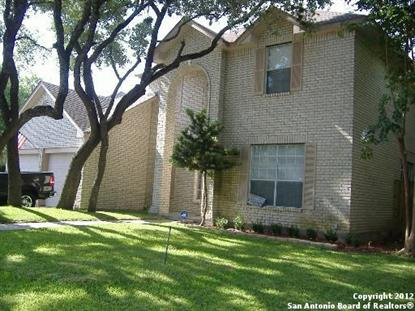 6210 STABLE DOWNS  San Antonio, TX MLS# 1354316