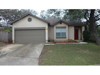 16111 WALNUT CREEK DR  San Antonio, TX MLS# 1354589