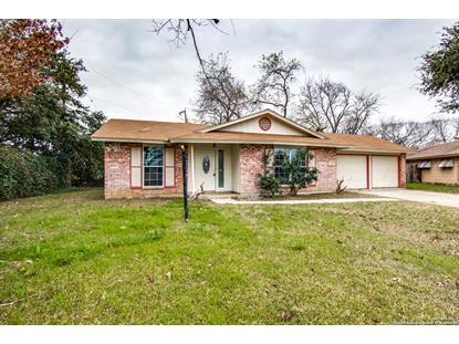 1111 CANYON BLUFF DR  San Antonio, TX MLS# 1358404
