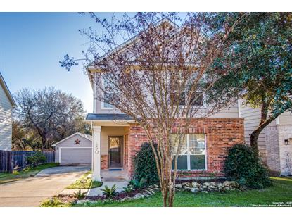 450 CATTLE RANCH DR  San Antonio, TX MLS# 1358513