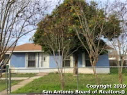 5407 INDIAN DESERT ST  San Antonio, TX MLS# 1359013