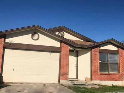 6007 SUMMER FEST DR  San Antonio, TX MLS# 1359914