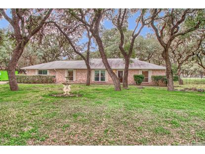9501 GERONIMO OAKS ST  San Antonio, TX MLS# 1359931