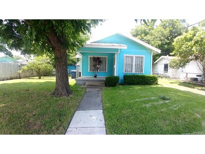711 N MINTER ST  San Antonio, TX MLS# 1386799