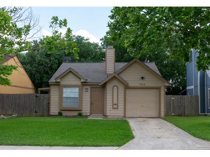 7519 Brandyridge  San Antonio, TX MLS# 1390181