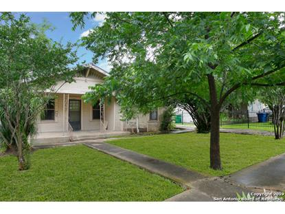 321 Mt Vernon Ct  San Antonio, TX MLS# 1390828