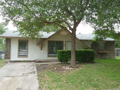 8210 GLEN FOX  San Antonio, TX MLS# 1391285