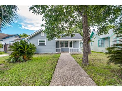 2050 CINCINNATI AVE  San Antonio, TX MLS# 1391900