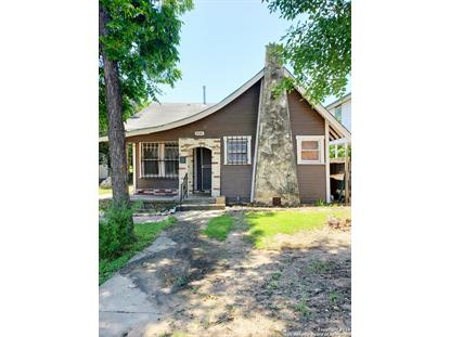 2134 Cincinnati Ave  San Antonio, TX MLS# 1392323