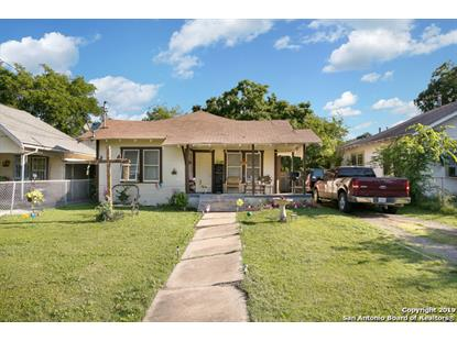 243 W HIGH AVE  San Antonio, TX MLS# 1393256