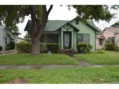 1706 TEXAS AVE  San Antonio, TX MLS# 1393921