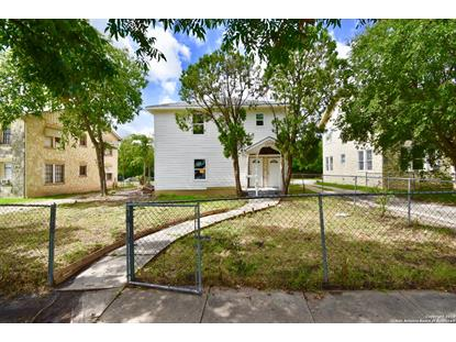 1506 W WOODLAWN AVE  San Antonio, TX MLS# 1395000
