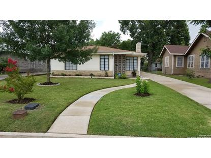 1614 TEXAS AVE  San Antonio, TX MLS# 1395859