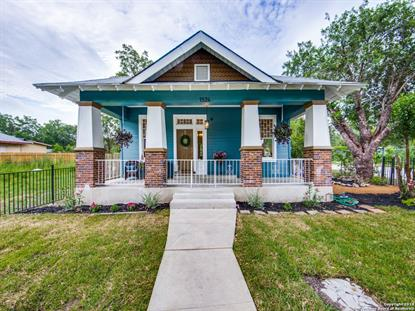 1524 Cincinnati Ave  San Antonio, TX MLS# 1397382