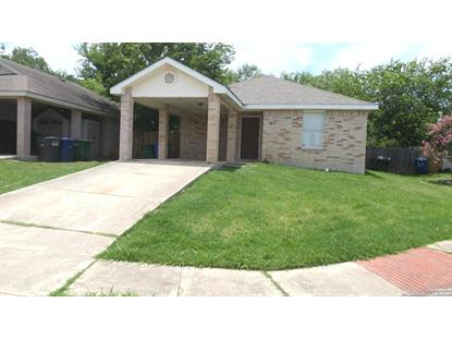9007 PORT SHIRE DR  San Antonio, TX MLS# 1398240