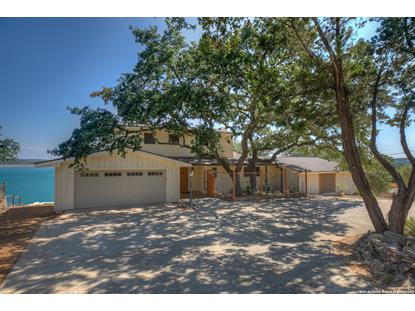 2144 TRIPLE PEAK DR  Canyon Lake, TX MLS# 1416968