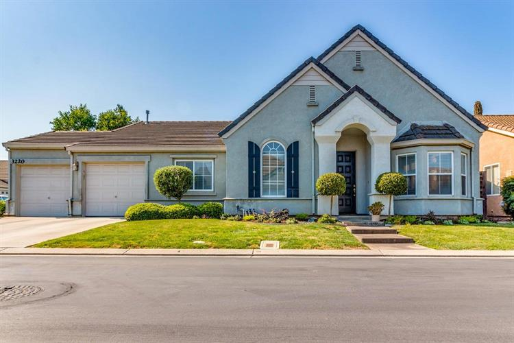 3220 Humberton Place , Modesto CA 95355, MLS # 17051917 ...