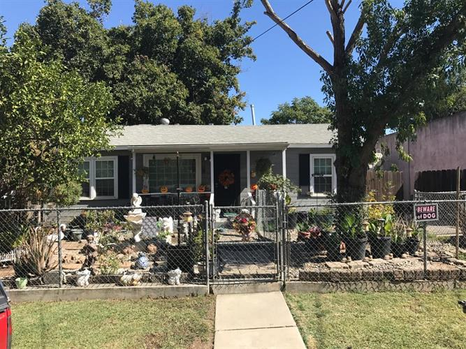 826 king Avenue, Stockton, CA 95203