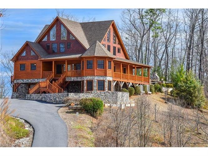 698 Summit Ridge Trail, Marble, NC 28905