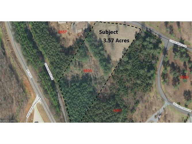 Lot 25 Clearwater Drive, Nebo, NC 28761