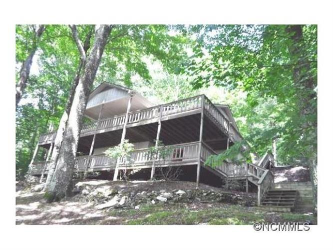 792 McDaris Loop Drive, Mars Hill, NC 28754