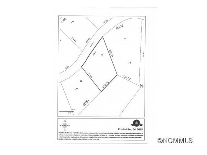 Lot 73 J Kenmure Drive, Flat Rock, NC 28731