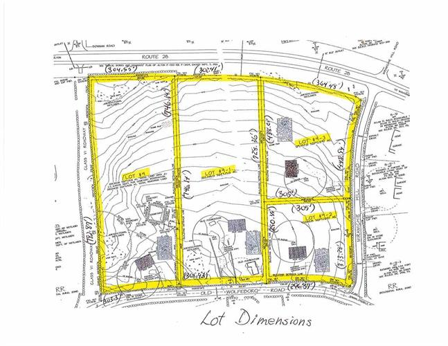 Lot #9 Route 28 Highway, Alton, NH 03809