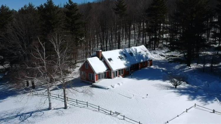 376 Spear Cemetery Road, Reading, VT 05062
