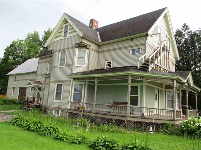 18 Clark Avenue, Johnson, VT 05656