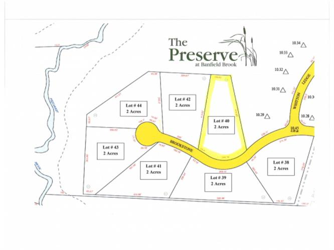 Lot 40 Brookstone Lane, Madison, NH 03849
