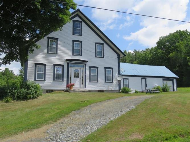361 Grist Mill Hill Road, Canaan, NH 03741