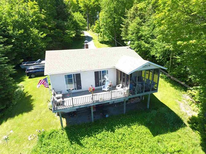503 Sugar Bush Road, Morgan, VT 05853