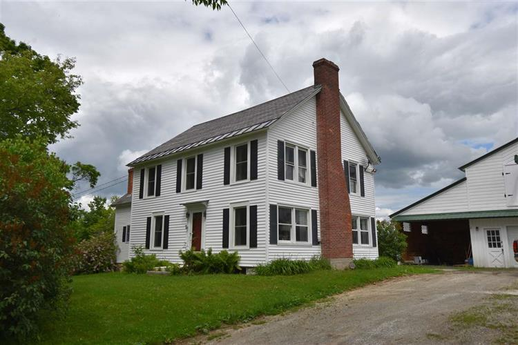 129 Daigneault Road, Orwell, VT 05760