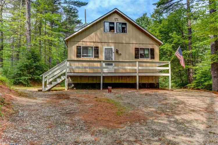 15 Clover Drive, Wakefield, NH 03872