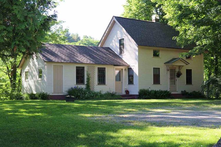 437 Freeman Hill Road, Moretown, VT 05660