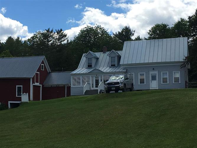 263 Witherspoon Road, Ryegate, VT 05042