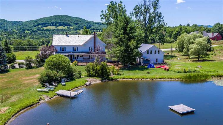 1357 Stowe Hollow Road, Stowe, VT 05672