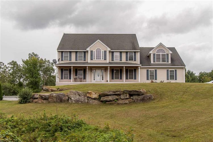 4 Granite Hill Road, Hudson, NH 03051