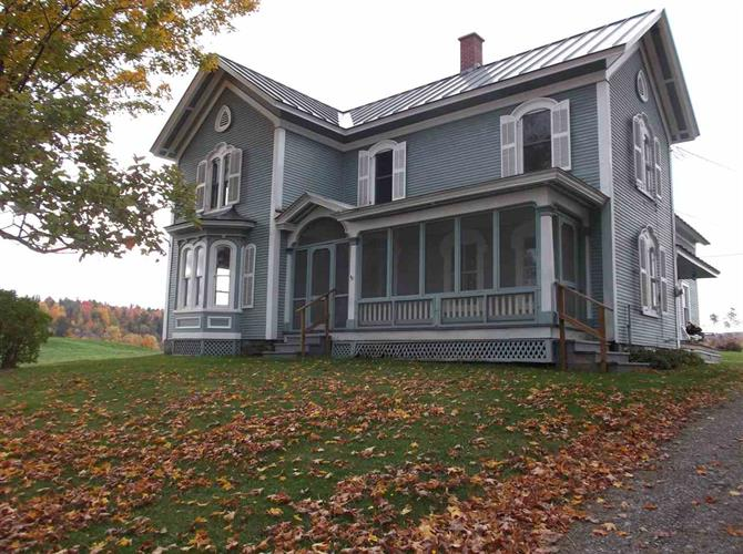 1360 Marvin Rd, Berkshire, VT 05476