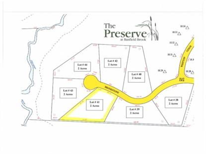 Lot 41 Brookstone Lane Madison, NH MLS# 4333581