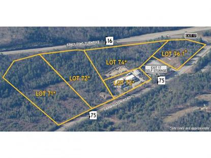 Lot 72 Commerce Way, Milton, NH