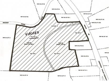 Lot 82-3 Gauthier Drive Epsom, NH MLS# 4661861
