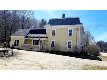 135 Pleasant Street Bristol, NH MLS# 4694208
