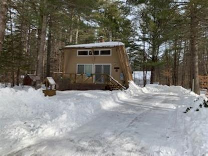 143 Mason Drive Tamworth, NH MLS# 4732930