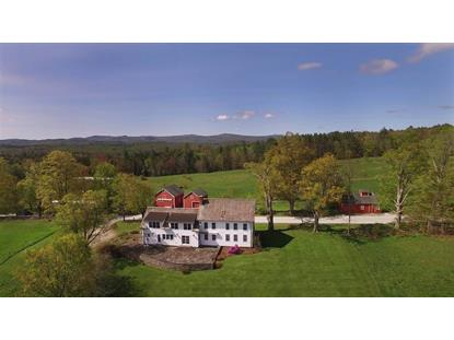 1783 Russellville Road Shrewsbury, VT MLS# 4737657
