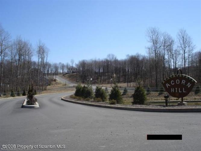 Lot 62 S ACORN HILL DR, Olyphant, PA 18447