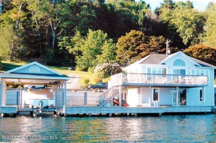 3352 Lakeside (Pole 304) Drive, Harveys Lake, PA 18618